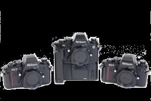 NikonF3_F3TBodies